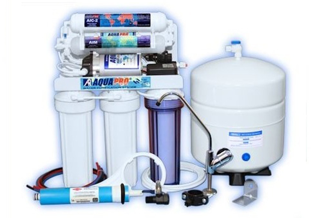 Aquapro Water Filter Water Purifier Water Softener In